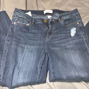Lane Bryant skinny leg jeans